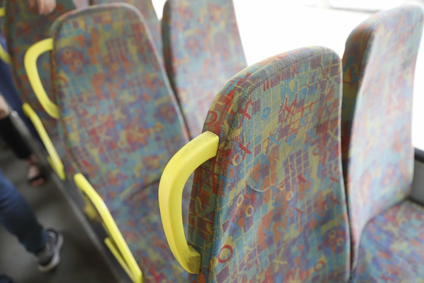 В Днепре старые маршрутки убирают с рейсов, - ФОТО, фото-8