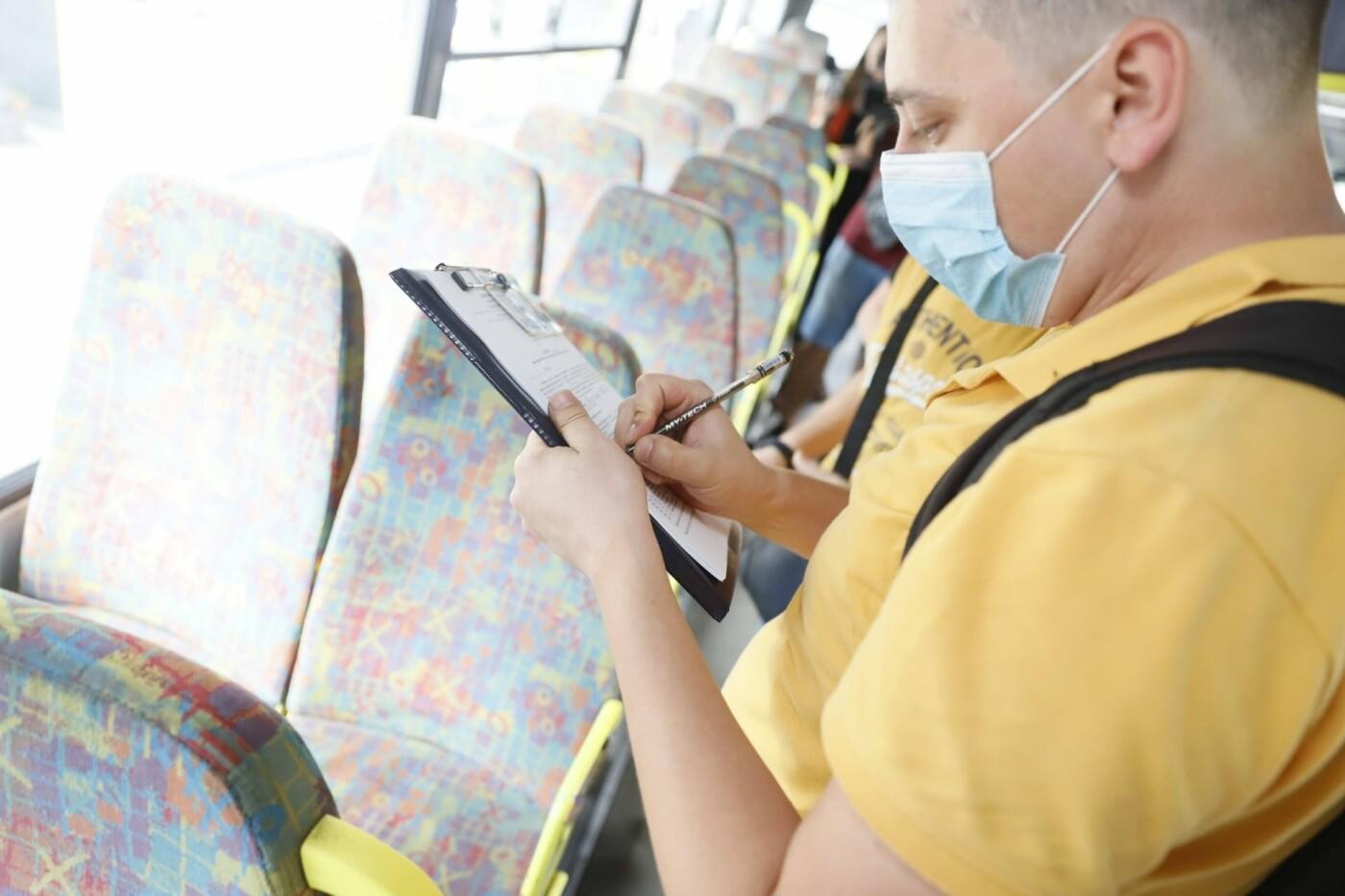 В Днепре старые маршрутки убирают с рейсов, - ФОТО, фото-12