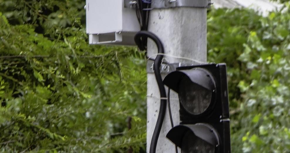 В Днепре на одном из опасных пешеходных переходов обустраивают светофор, - ФОТО, фото-1