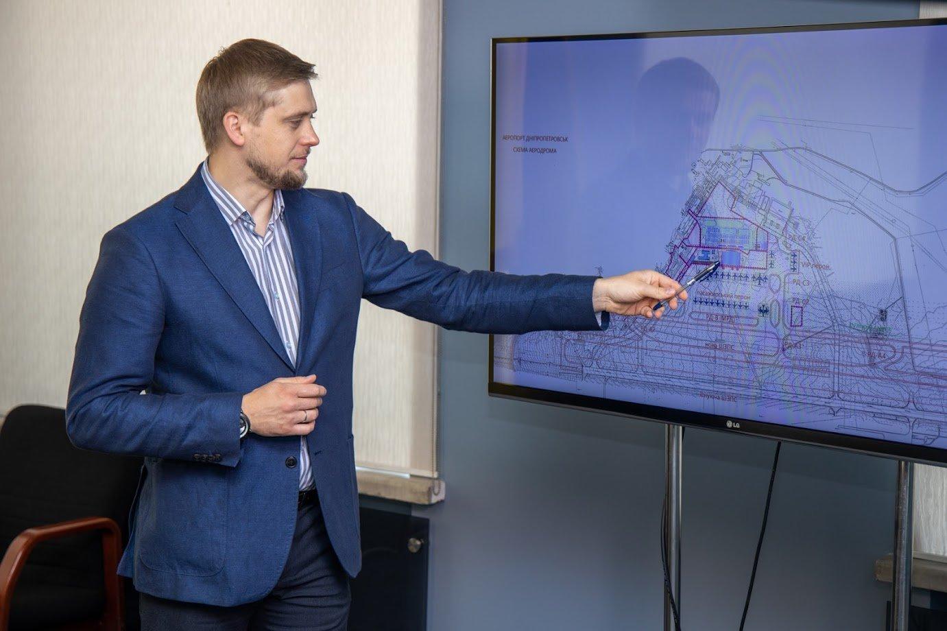 Компания, которая построит аэропорт под Днепром, получила землю в аренду, фото-3