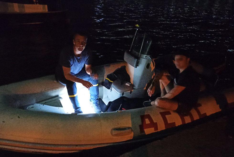 В Днепре за сутки на воде погибли два мужчины, еще одного удалось спасти, - ФОТО, фото-1