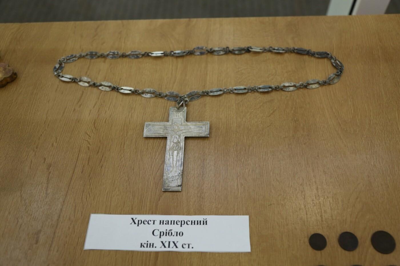 В Днепре продемонстрировали артефакты с раскопок церкви Лазаря, - ФОТО, фото-4