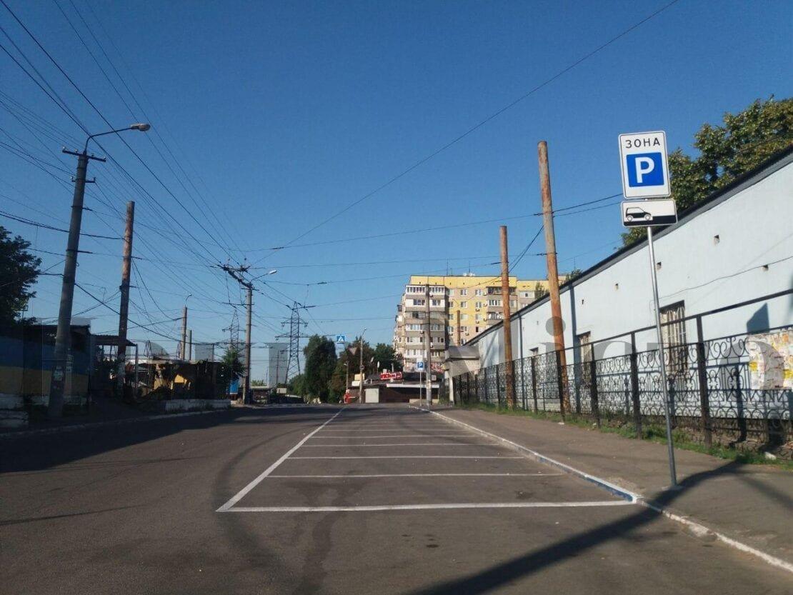 В Днепре на одном из жилмассивов появилась бесплатная парковка, - ФОТО, фото-3