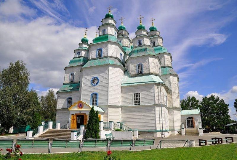 """Кромлех, храмы и природные достопримечательности: """"туристические магниты"""" Днепропетровской области, фото-2"""