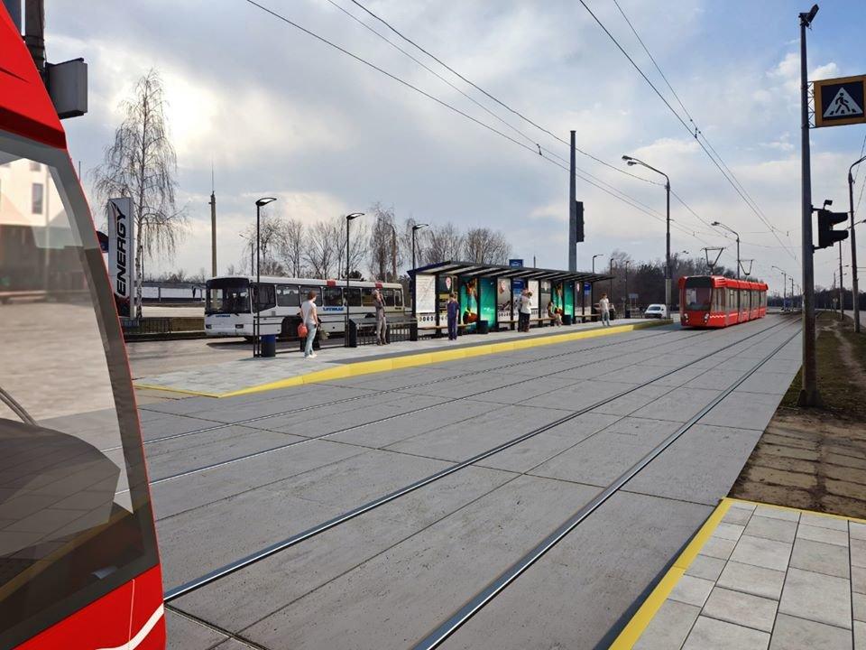 В Днепре могут появиться низкие трамвайные платформы, - ФОТО, фото-1