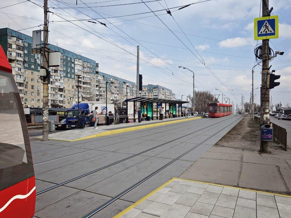 В Днепре могут появиться низкие трамвайные платформы, - ФОТО, фото-4