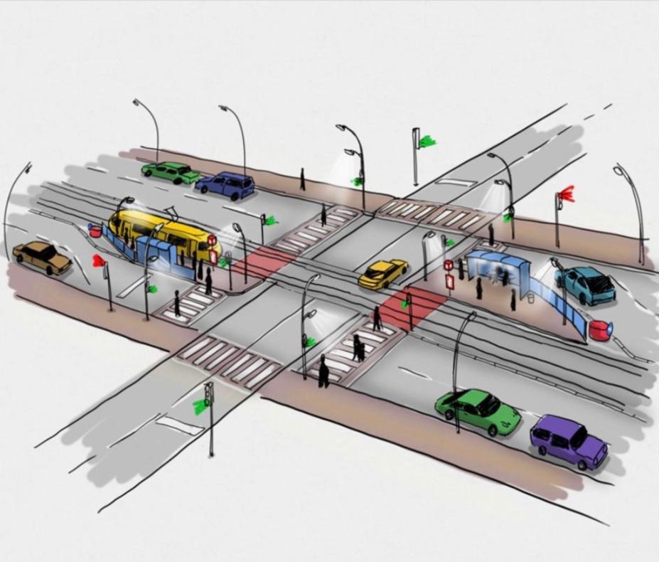 В Днепре могут появиться низкие трамвайные платформы, - ФОТО, фото-2