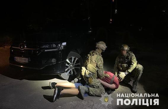 В Днепропетровской области лидер наркогруппировки пытался подкупить зама начальника полиции, - ФОТО, фото-1
