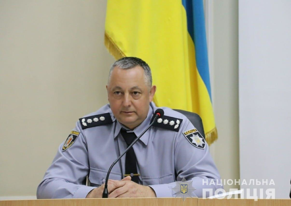 В Днепропетровской области назначили нового главу Национальной полиции , фото-1
