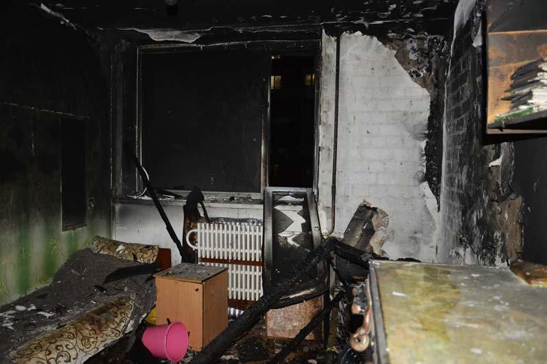 В Днепре горело студенческое общежитие, - ФОТО, фото-2