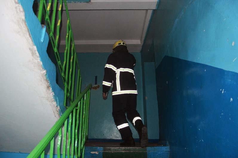 В Днепре горело студенческое общежитие, - ФОТО, фото-3