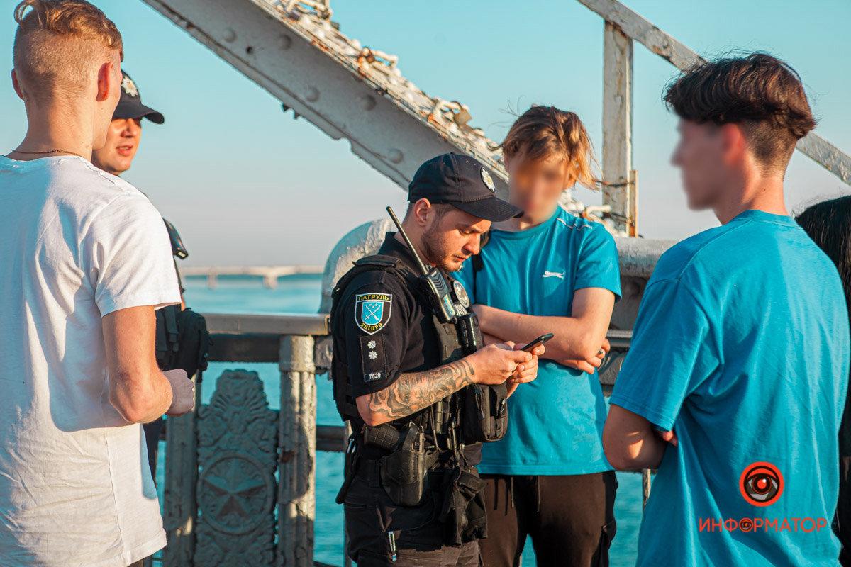 Рано утром на Монастырском острове изнасиловали женщину: полиция патрулирует остров, - ФОТО, фото-1