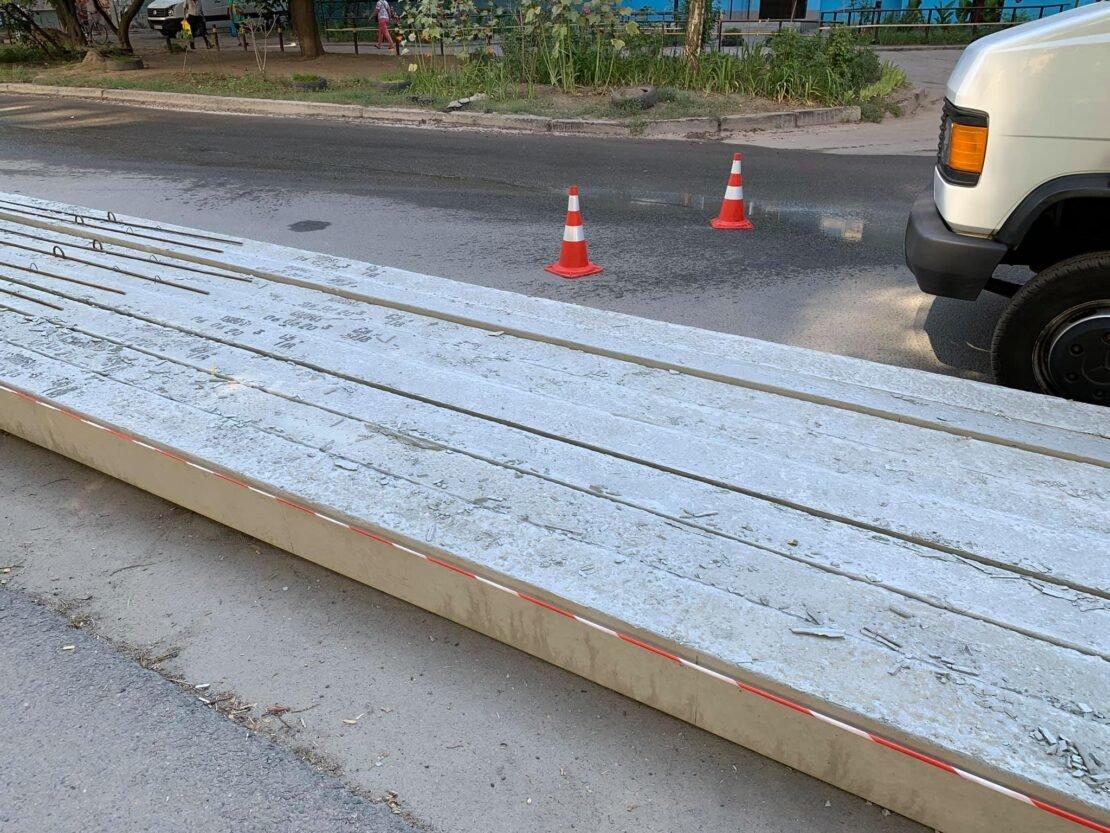 В Днепре проходят дорожные ремонтные работы на ж/м Парус, - ФОТО, фото-8