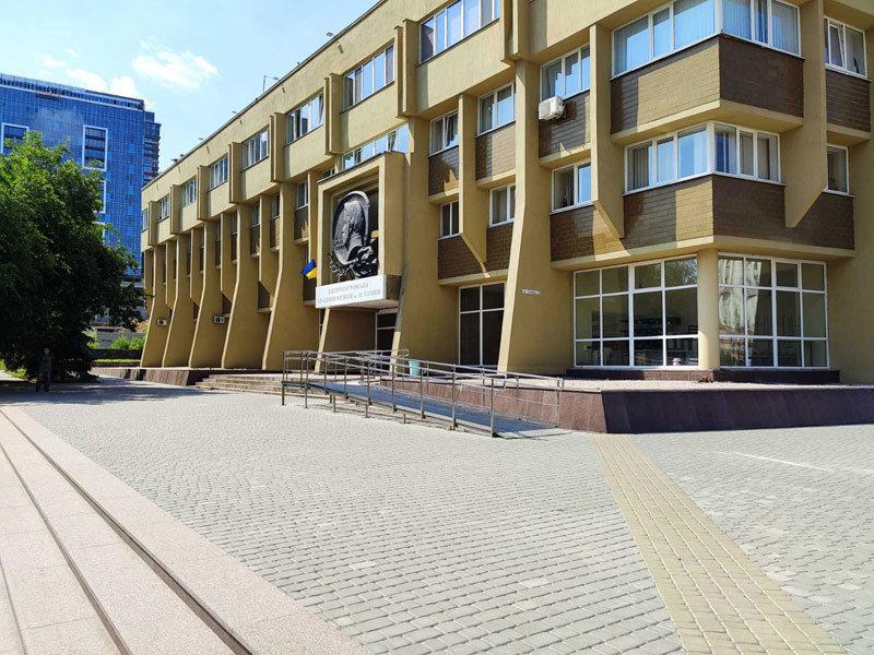 В Днепре обновляют территорию Академии музыки, - ФОТО, фото-2