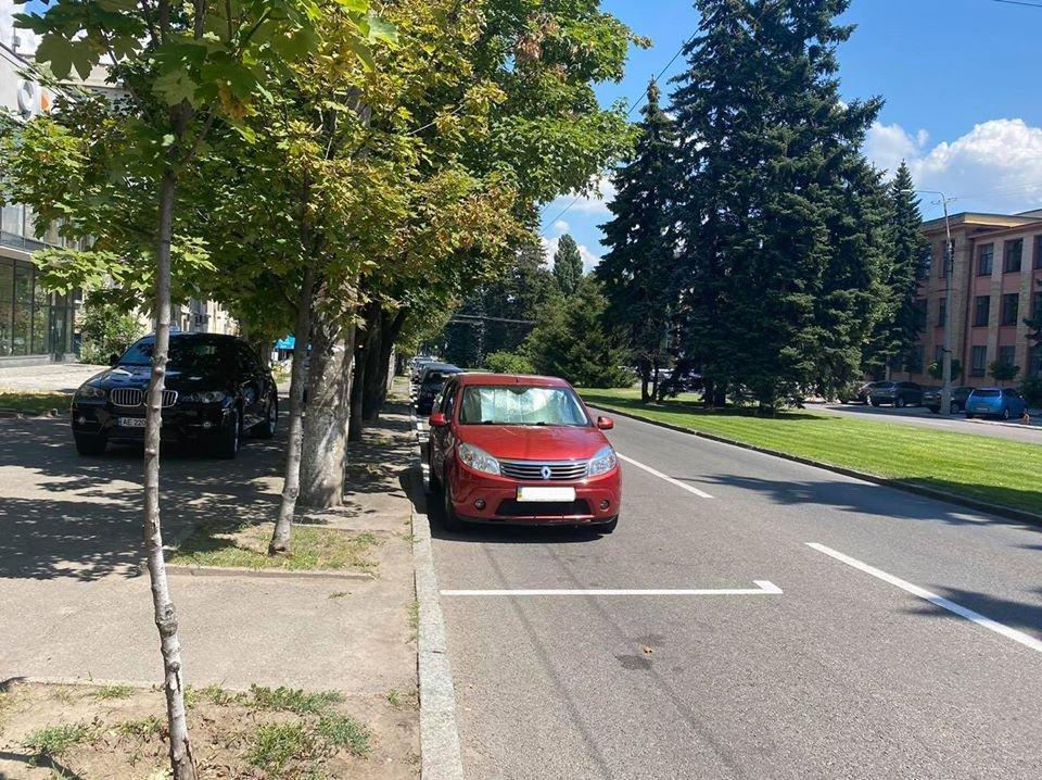 В Днепре появились новые бесплатные парковки, - АДРЕСА, ФОТО, фото-3