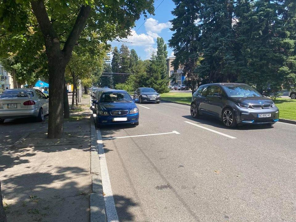 В Днепре появились новые бесплатные парковки, - АДРЕСА, ФОТО, фото-2