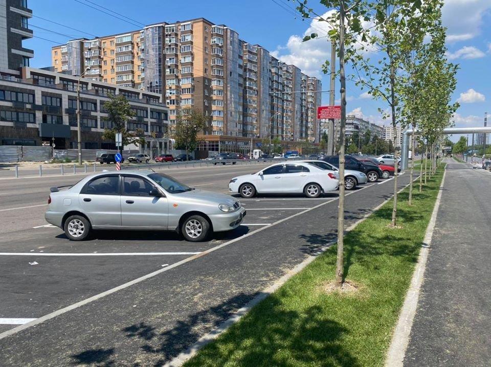 В Днепре появились новые бесплатные парковки, - АДРЕСА, ФОТО, фото-4