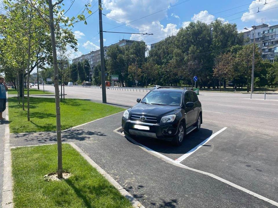 В Днепре появились новые бесплатные парковки, - АДРЕСА, ФОТО, фото-5