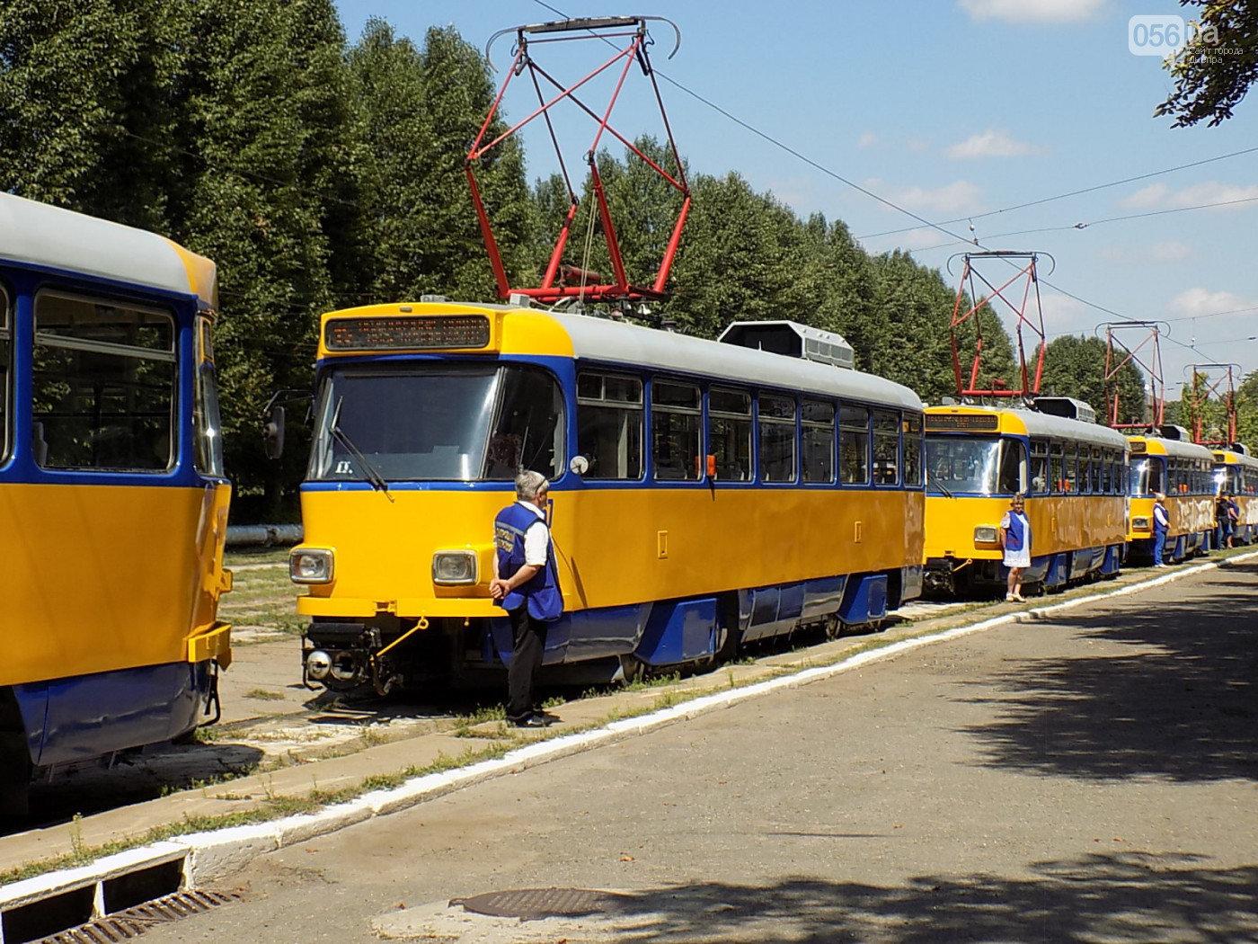 В Днепр закупают ещё 20 трамваев б/у из Германии, фото-1