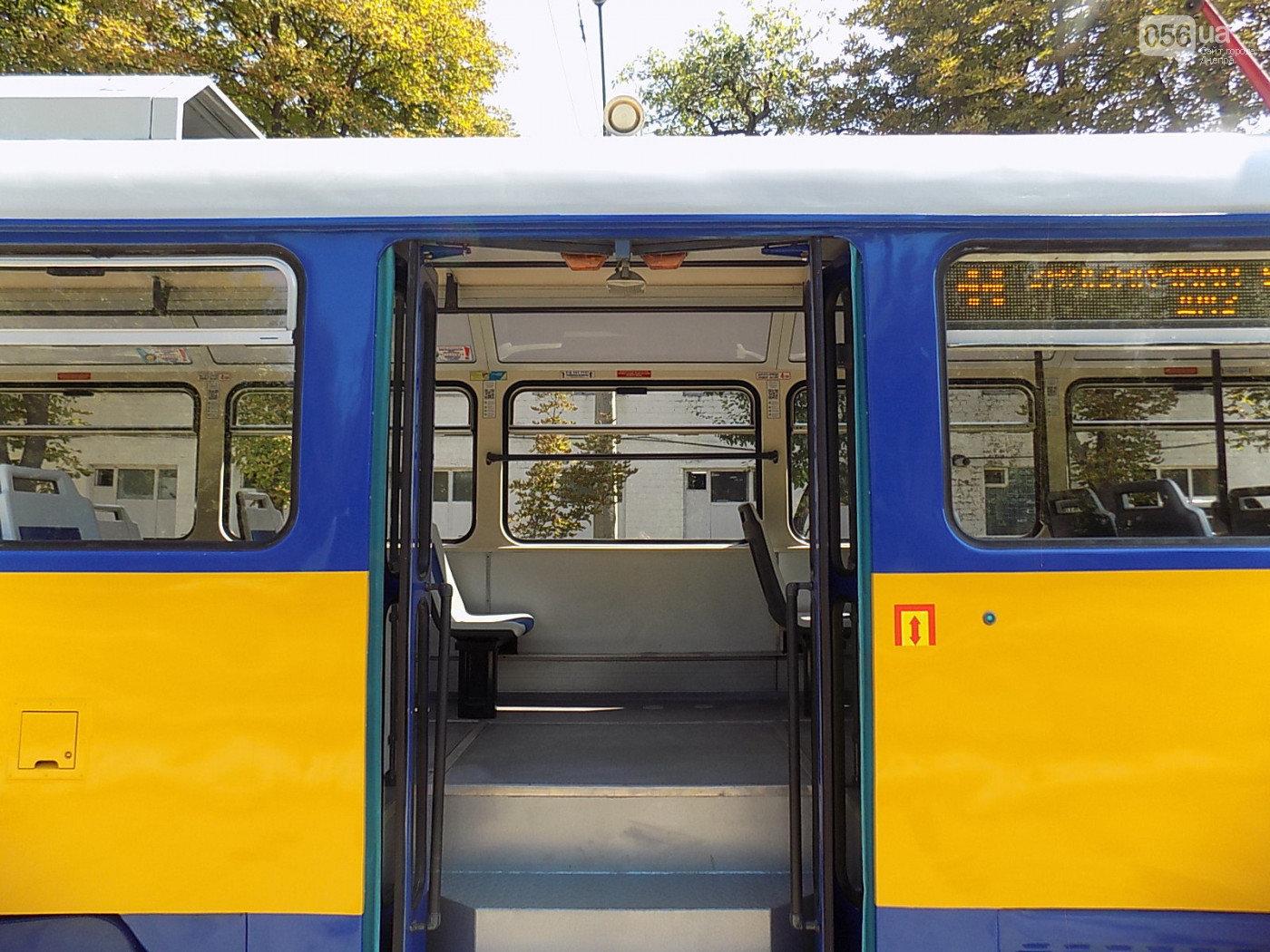 В Днепр закупают ещё 20 трамваев б/у из Германии, фото-2