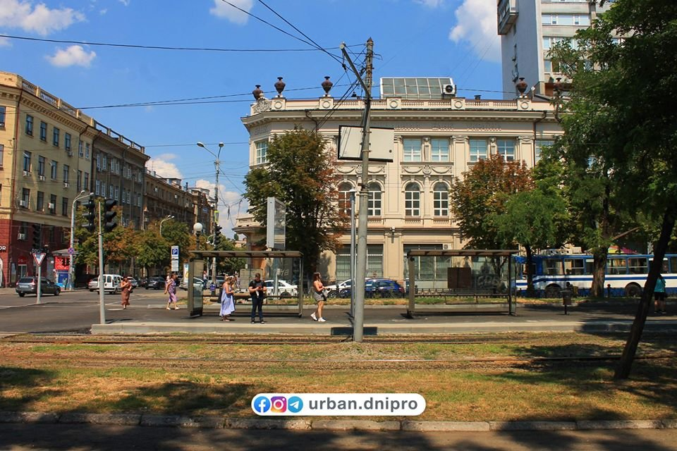 В Днепре появилась первая трамвайная посадочная платформа, - ФОТО, фото-4