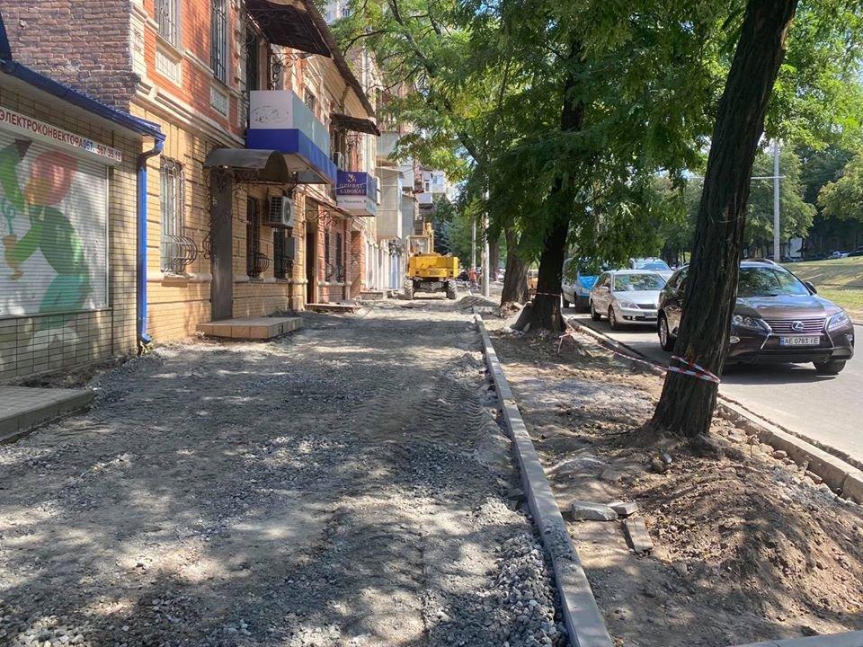 В Днепре обустраивают новое парковочное пространство, - ФОТО, фото-2