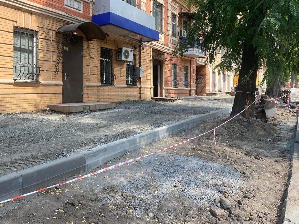 В Днепре обустраивают новое парковочное пространство, - ФОТО, фото-3