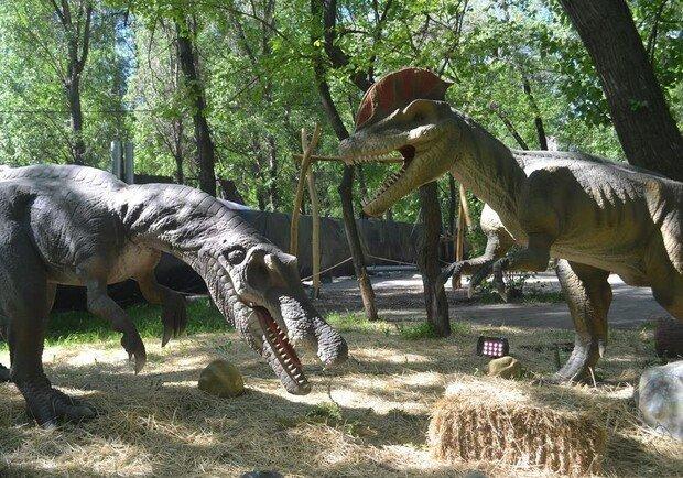 В одном из парков Днепра появится выставка с динозаврами, - ФОТО, фото-1