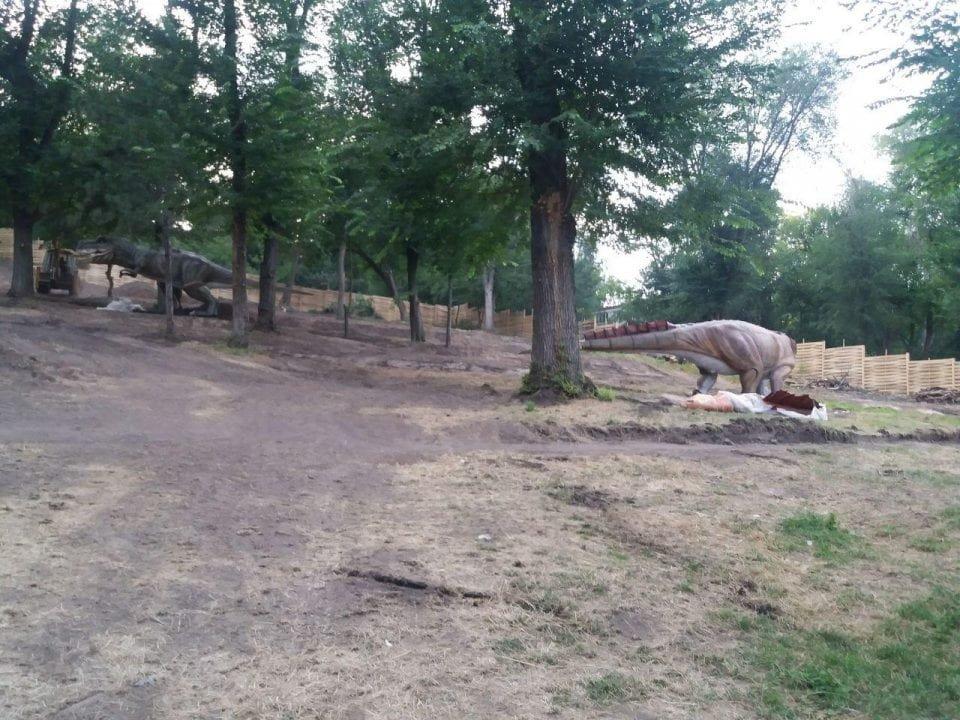 В одном из парков Днепра появится выставка с динозаврами, - ФОТО, фото-4
