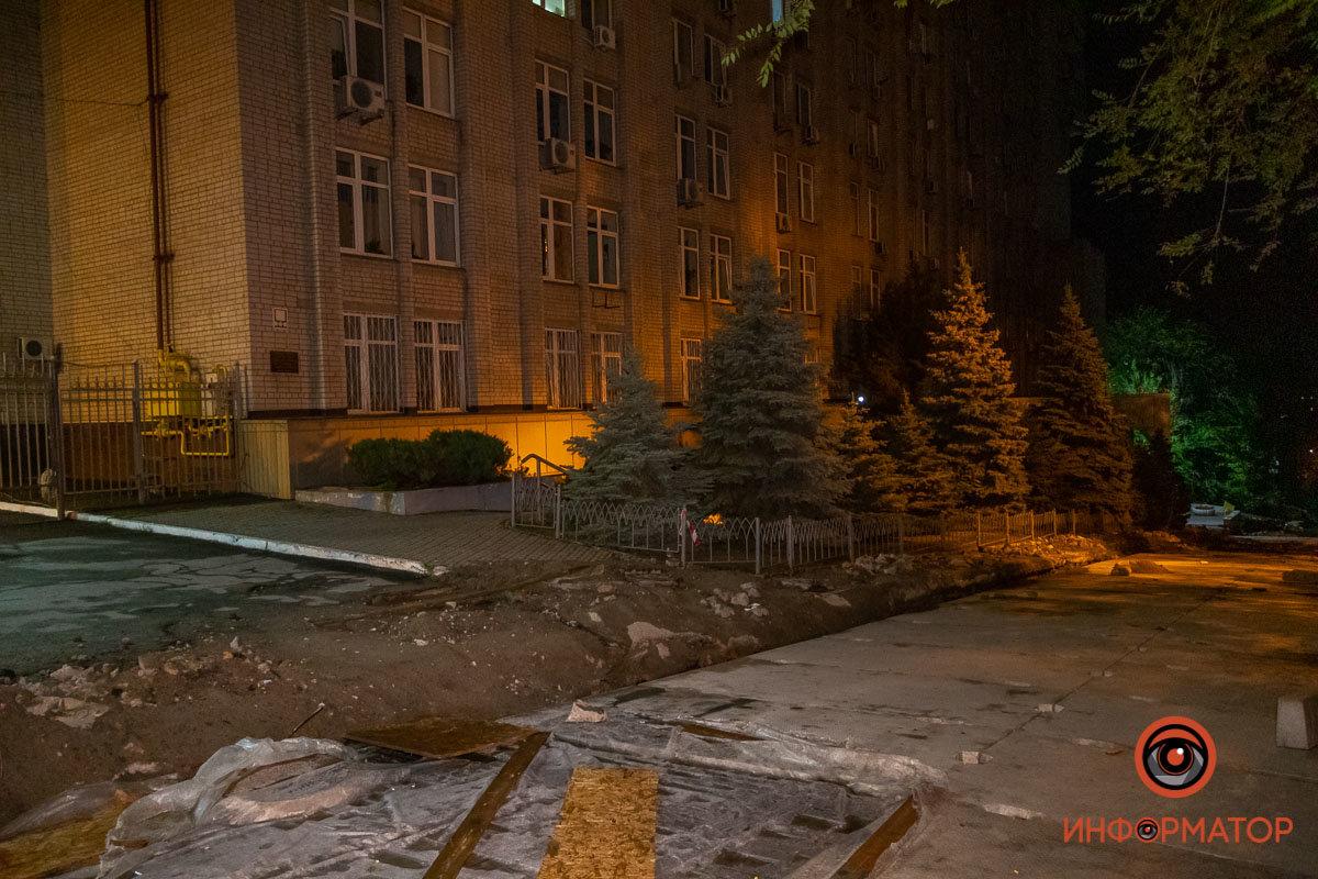 Прорвало канализацию: в Днепре вновь размыло Крестьянский спуск, - ФОТО, фото-4