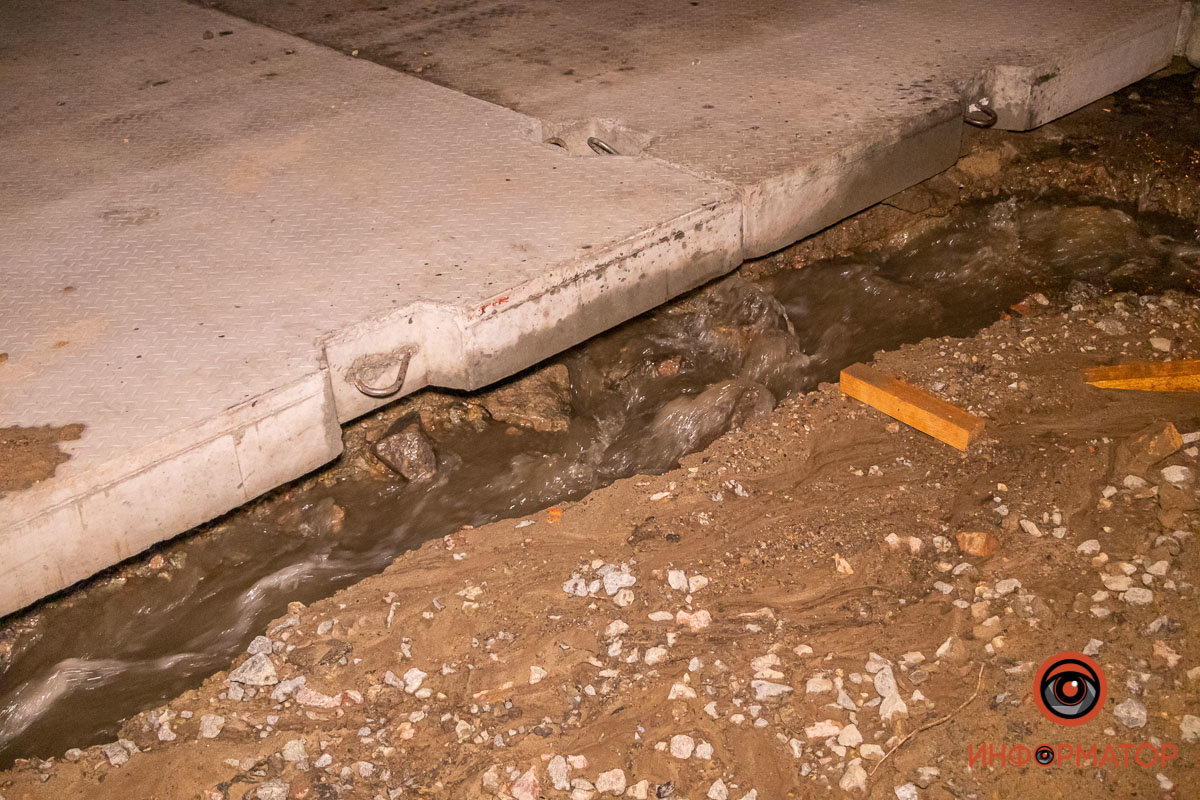 Прорвало канализацию: в Днепре вновь размыло Крестьянский спуск, - ФОТО, фото-7