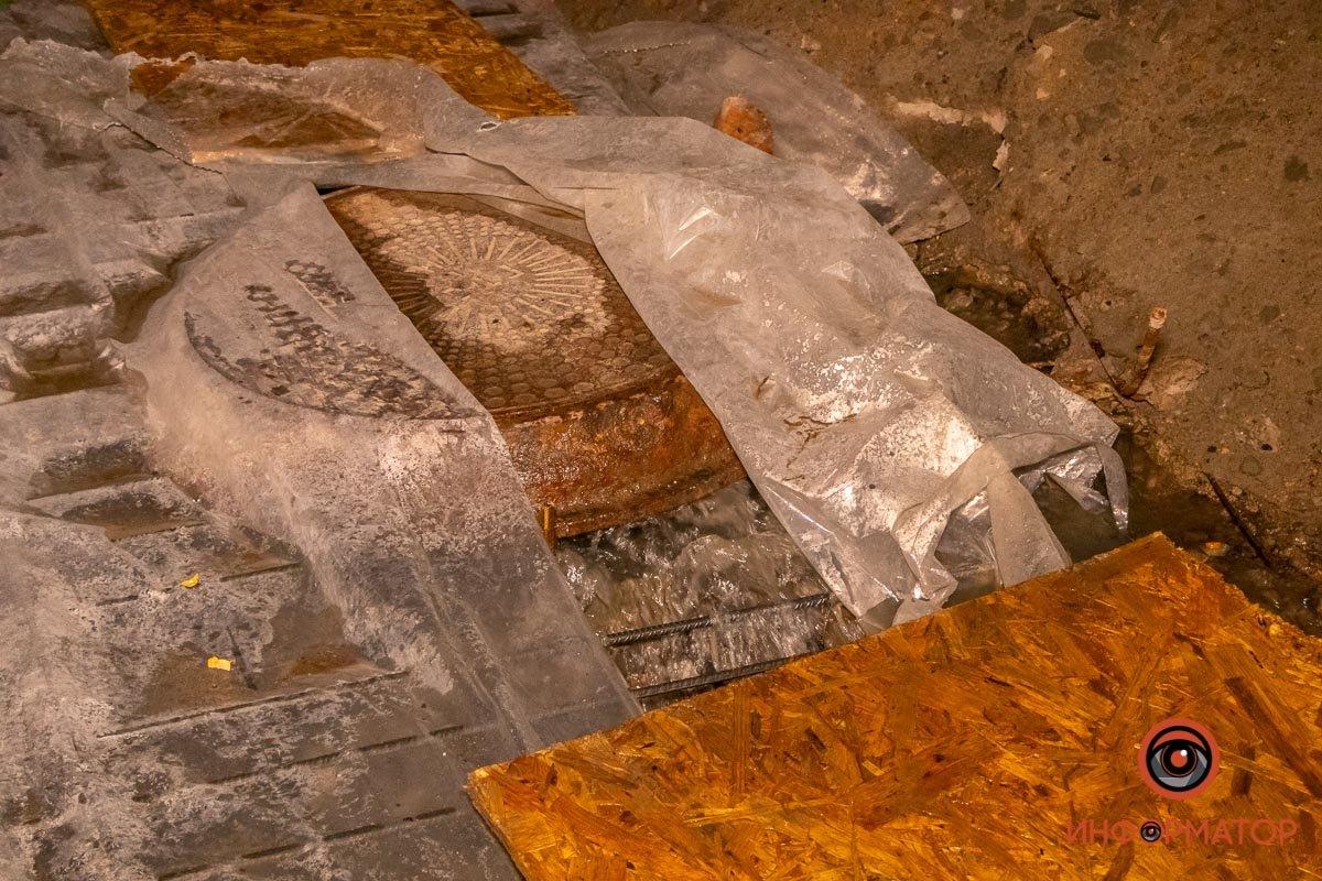 Прорвало канализацию: в Днепре вновь размыло Крестьянский спуск, - ФОТО, фото-2