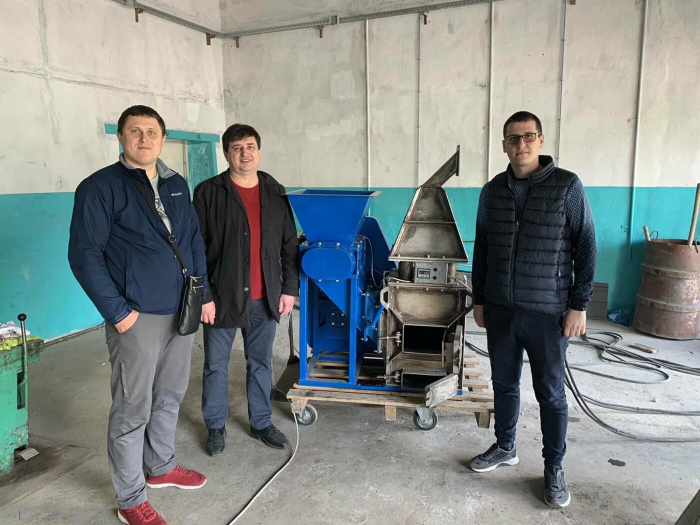Ученые Днепровской политехники создали установку для утилизации медицинских отходов, - ФОТО, фото-1