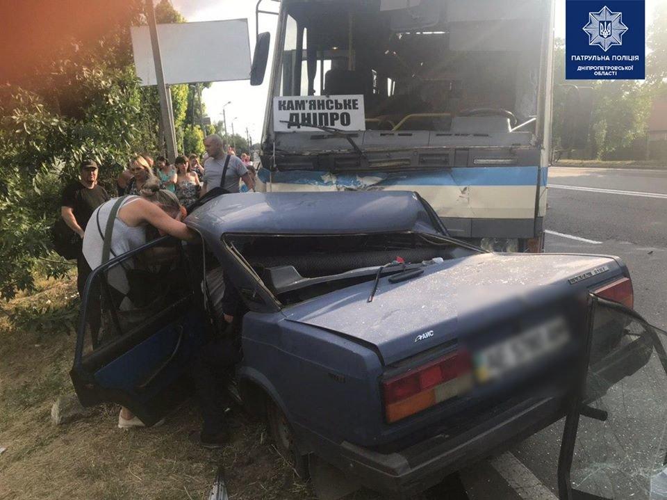 Опасные и смертельные: самые резонансные аварии в Днепре на этой неделе , фото-1