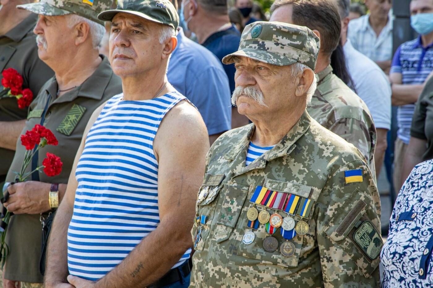 В Днепре почтили память погибших защитников Украины, - ФОТО, фото-5