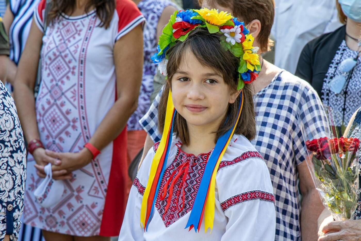 В Днепре почтили память погибших защитников Украины, - ФОТО, фото-4