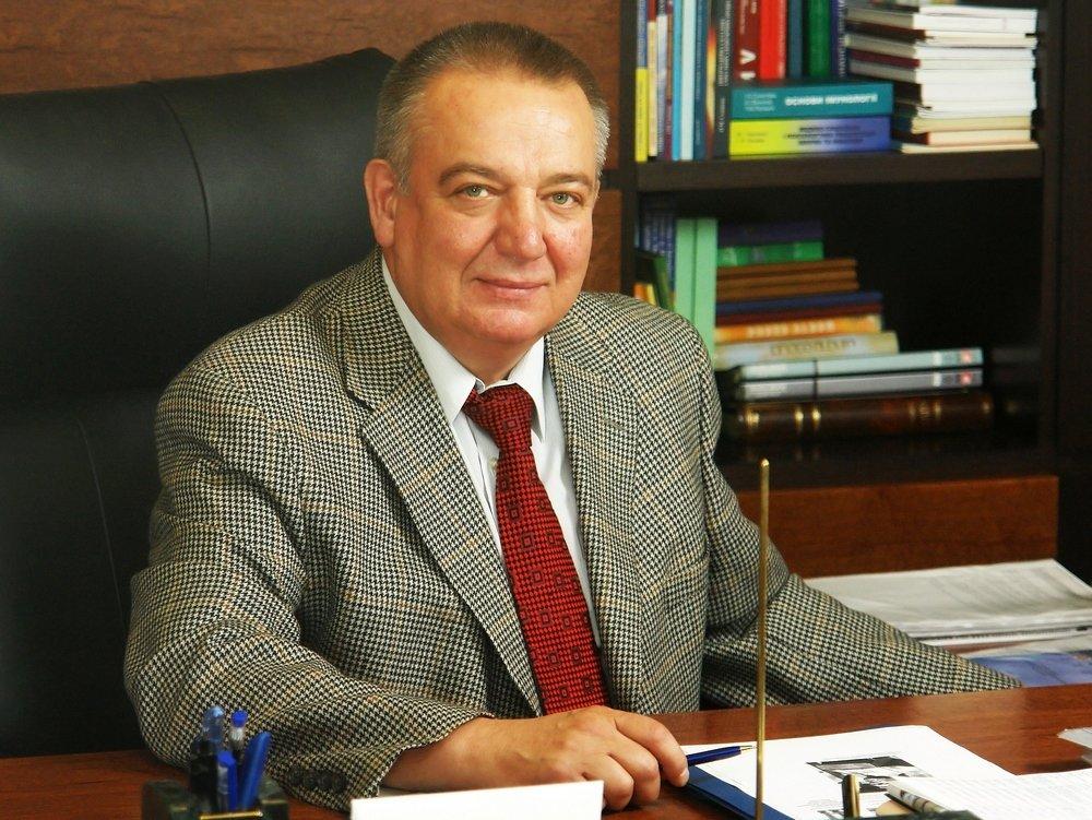 В Днепре скончался ректор Днепровского национального университета Николай Поляков, фото-1