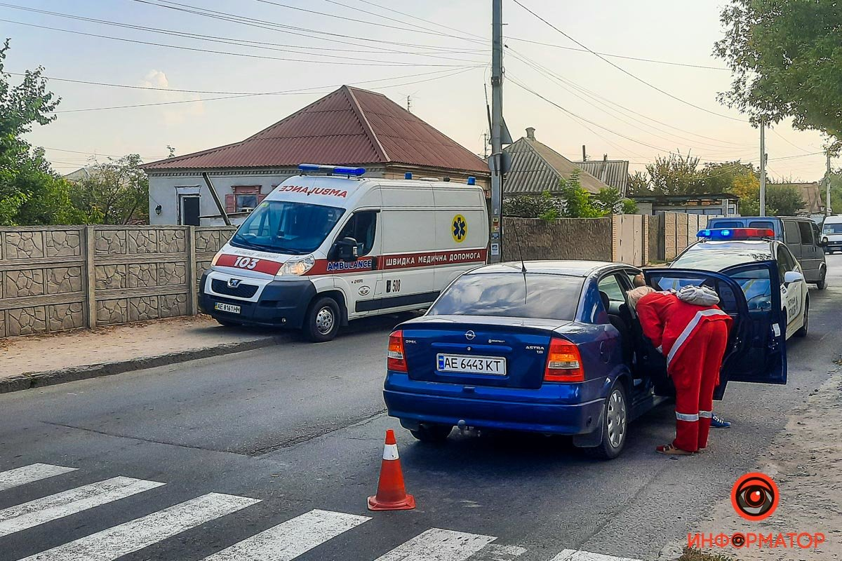 ДПТ на Диевской в Днепре: сбитого ребенка госпитализировали, фото-2