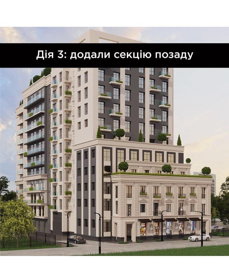 В историческом центре Днепра строят многоэтажку: что с ней не так, - ФОТО, фото-3