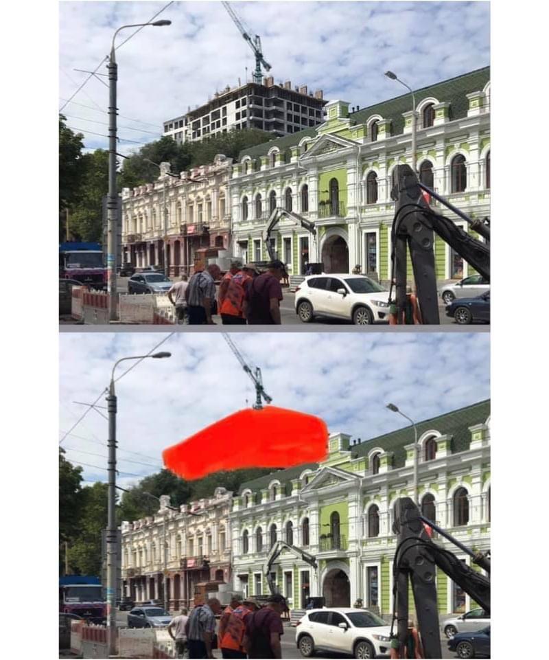 В историческом центре Днепра строят многоэтажку: что с ней не так, - ФОТО, фото-5
