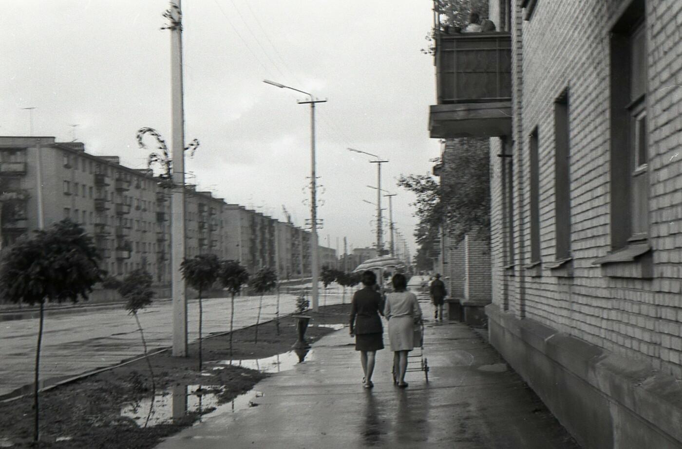 Жилмассив Северный в Днепре: как он выглядел в XX веке и сейчас, - ФОТО, фото-1