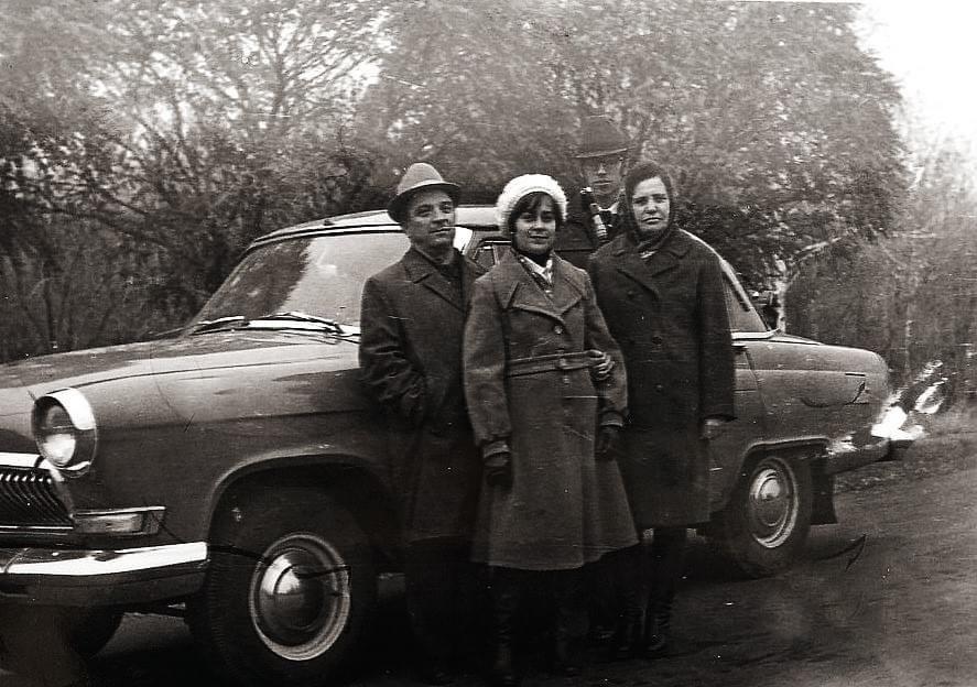 День автомобилиста: архивные фото ретро-автомобилей в Днепре , фото-5