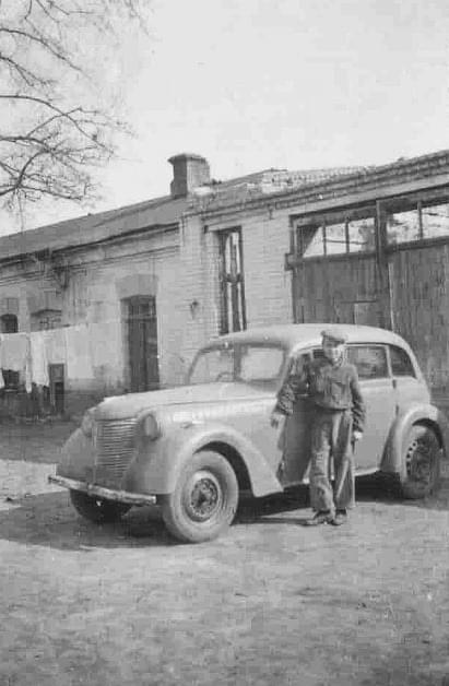День автомобилиста: архивные фото ретро-автомобилей в Днепре , фото-3
