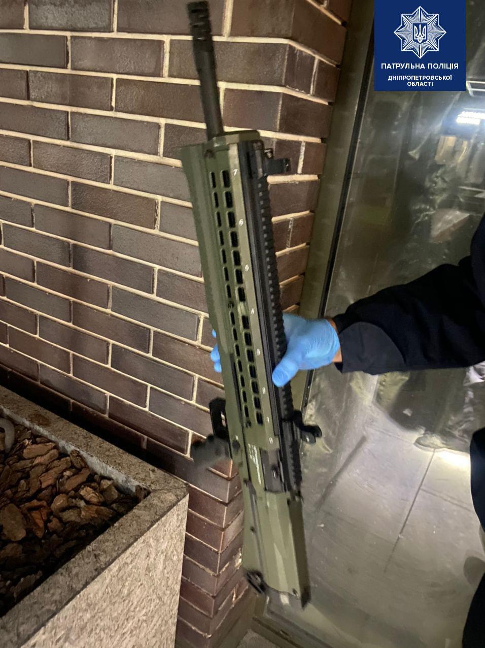 Были слышны выстрелы: у  синагоги в Днепре задержали трех вооруженных людей, - ФОТО, фото-2