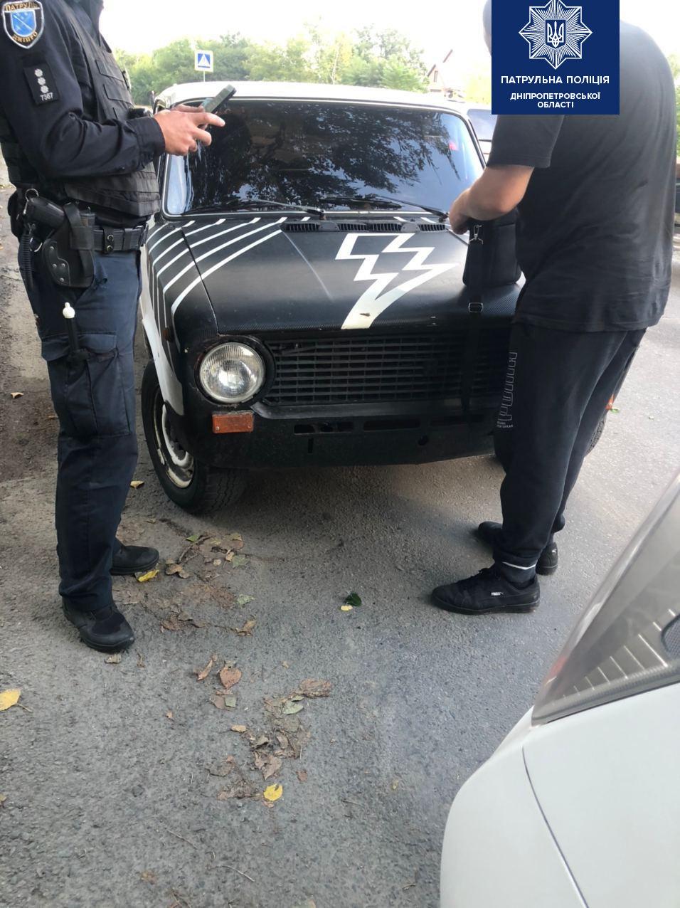 В Днепре штрафуют водителей за номера: с какими ездить нельзя , фото-6