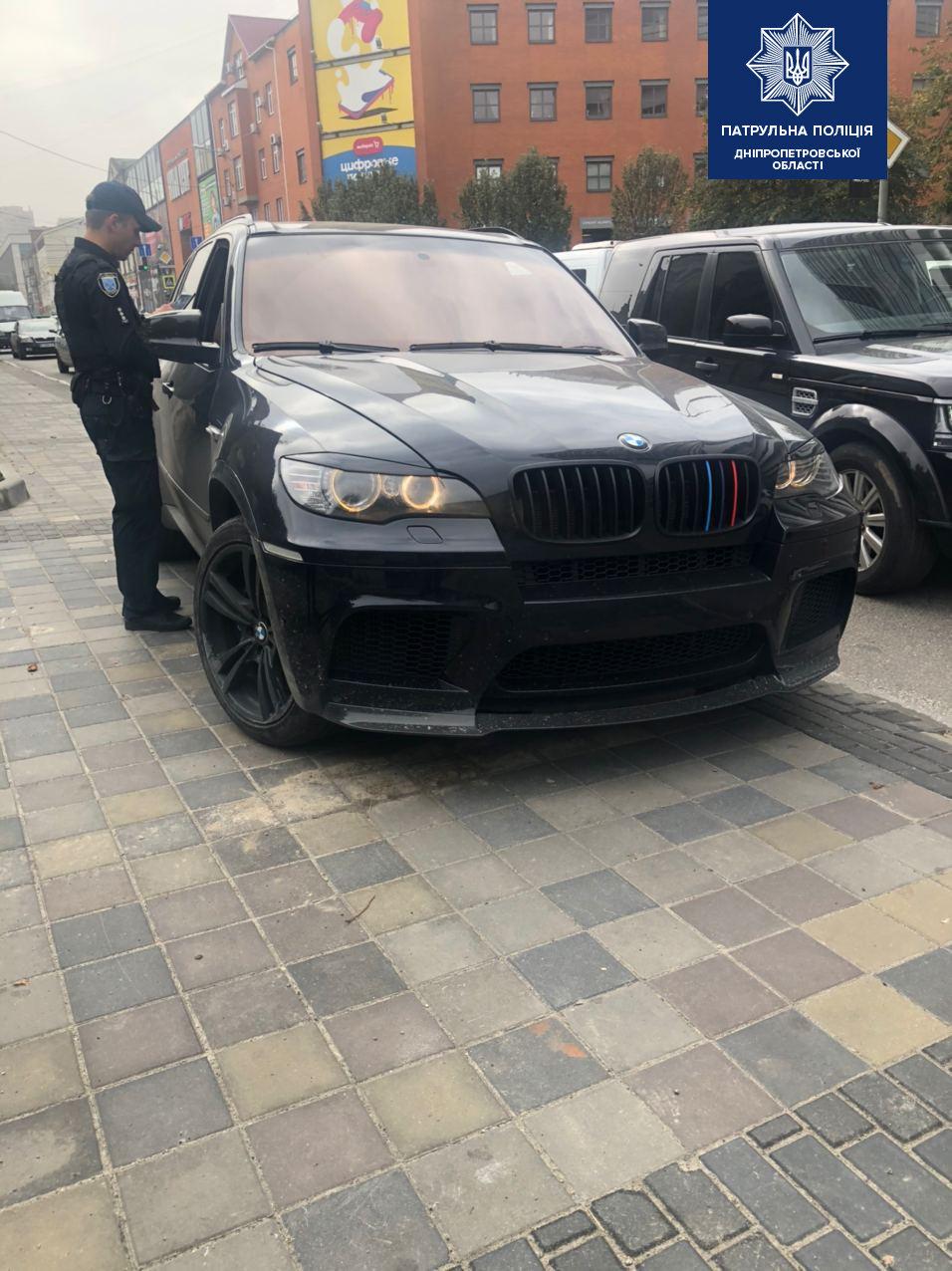 В Днепре штрафуют водителей за номера: с какими ездить нельзя , фото-7