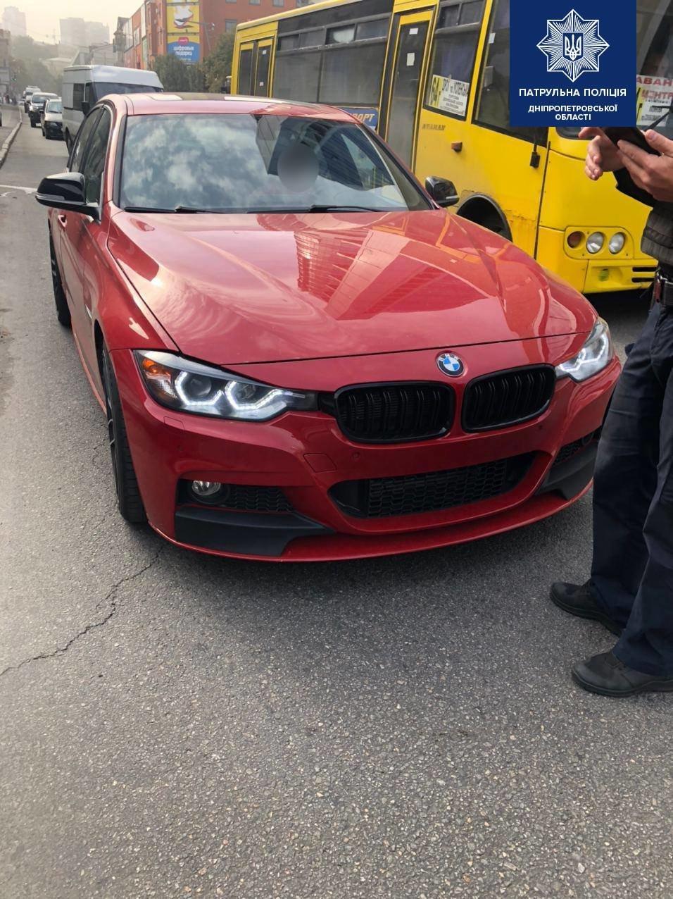 В Днепре штрафуют водителей за номера: с какими ездить нельзя , фото-11