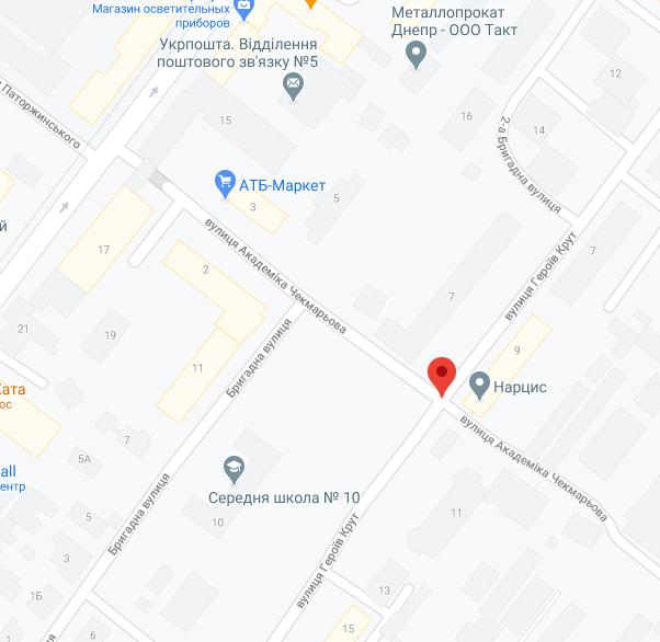 В Днепре планируют перекрыть улицу Академика Чекмарева, фото-1