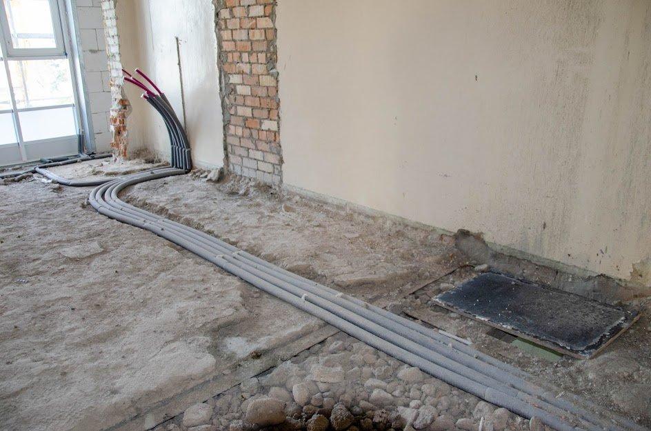 Как в Днепре проходит реконструкция детской больницы №5, - ФОТО, фото-4