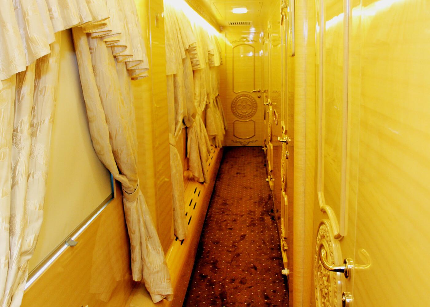 Такому поезду позавидовал бы даже Янукович